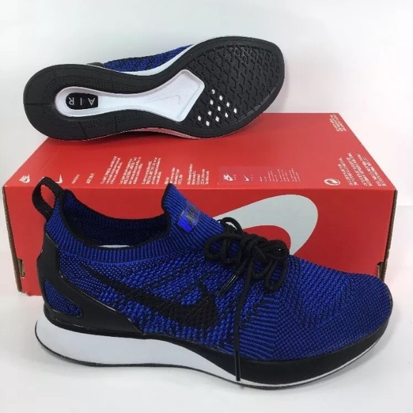 9fd494bcb432 Nike air zoom Mariah flyknit racer blue men run